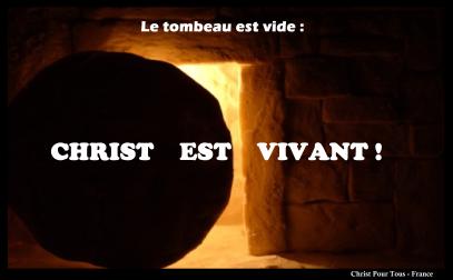 Christ est vivant